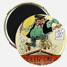FiddlerHotTinRoof200 Magnet
