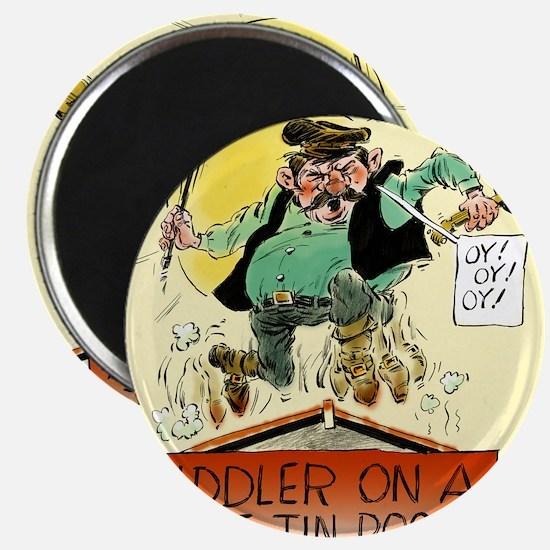 FiddlerHotTinRoof200 Magnet