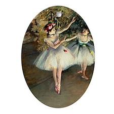 K/N Degas 2Dan Oval Ornament