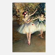 K/N Degas 2Dan Postcards (Package of 8)