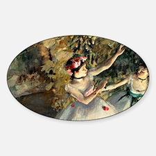 Toiletry Degas 2Dan Decal