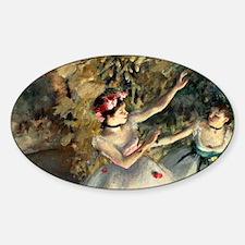 Coin Degas 2Dan Decal