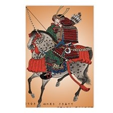 BajouBushi_ipadcase Postcards (Package of 8)