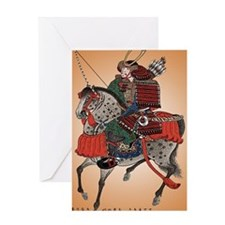 BajouBushi_ipadcase Greeting Card