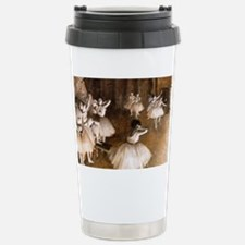 Coin Degas Ballet Reh Stainless Steel Travel Mug
