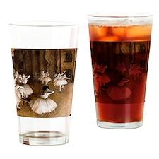 NC Degas Ballet Reh Drinking Glass