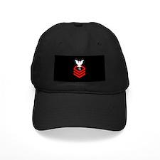 Navy ITC<BR> Baseball Hat 2
