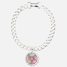 wildflower round with st Bracelet