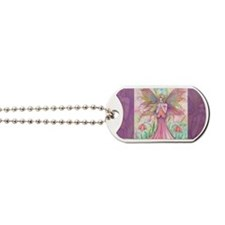 wildflower clutch bag Dog Tags