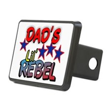 DADS LIT REBEL Hitch Cover