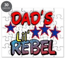 DADS LIT REBEL Puzzle