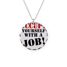 Occupy-Yourself Necklace