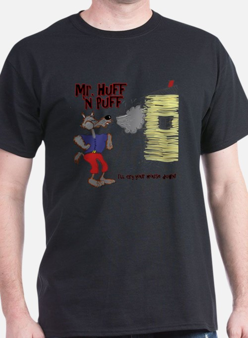 Mr Huff and Puff T-Shirt