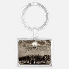 nirvana Landscape Keychain