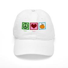 peacelovepumpkinwh Baseball Cap