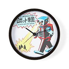 robotinsurrection Wall Clock