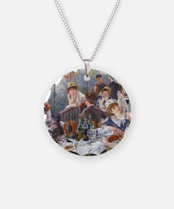 NC Renoir Boating Necklace