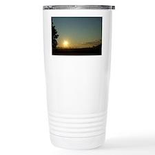 Farm Sunrise 3 Travel Mug