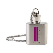 dc3p Flask Necklace