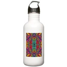 Flip flops Psychodelic Water Bottle