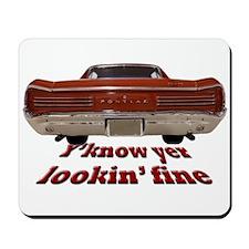 '66 GTO Not-a-Mousepad
