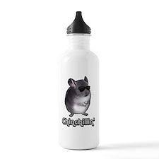chinchillas Sports Water Bottle