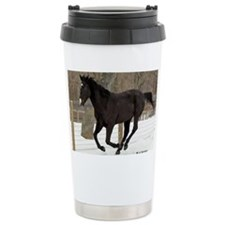 PUZZLE-BAYOU Travel Coffee Mug