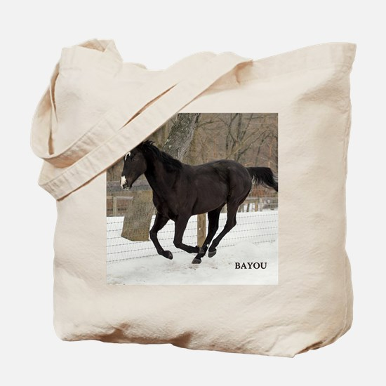 PUZZLE-BAYOU Tote Bag