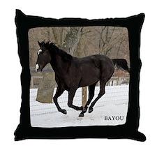 PUZZLE-BAYOU Throw Pillow
