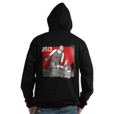 Haunted Mill Tour 2013 Hoodie