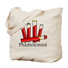 Phlebotomist jewelry Tote Bag