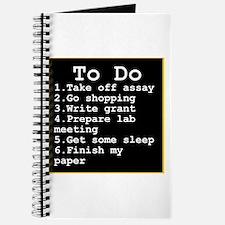 Get some sleep Journal
