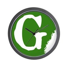 ARGreen Wall Clock