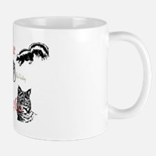 traps and animals Mug