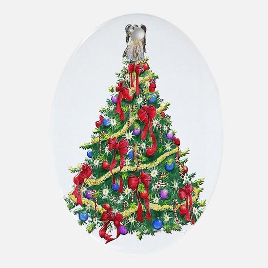 treewangel Oval Ornament