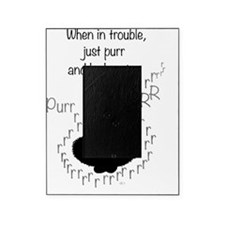 when_in_trouble_200 Picture Frame