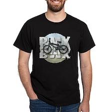 BMX GRAPHITE CIRCLE T-Shirt