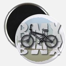 BMX GRAPHITE CIRCLE Magnet
