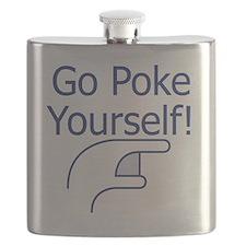 Go-Poke-Yourslef Flask