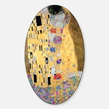 Journal Klimt Kiss Decal