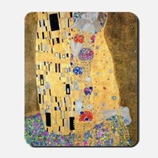 Journal Klimt Kiss Mousepad