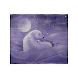 Bear Fleece Blankets