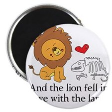 Lionbones Magnet