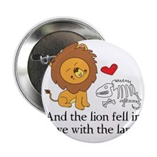 "Lionbones 2.25"" Button"