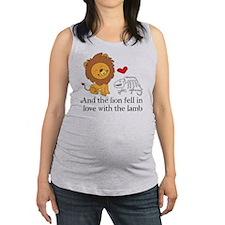 Lionbones Maternity Tank Top