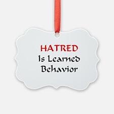 learned_behavior-112011 Ornament