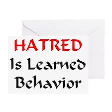 learned_behavior-112011 Greeting Card