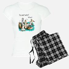U Want What Pajamas