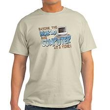 Saving the World T-Shirt