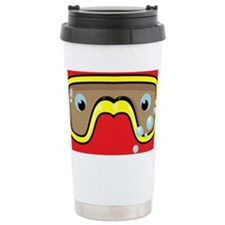 goggle_flipflop_red_N Travel Mug